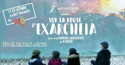 Culture documentaire sur la route d exarcheira affiche