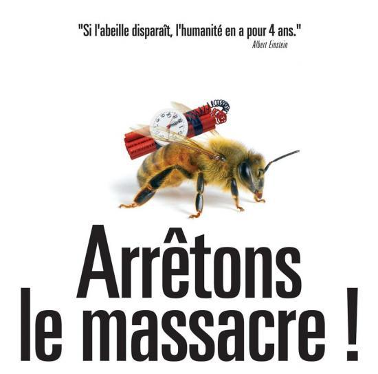 Massacre abeille